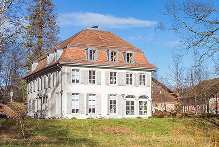 UNIL-Dorigny - Château de Dorigny