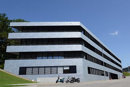 UNIL-Epalinges - Bâtiment Proline