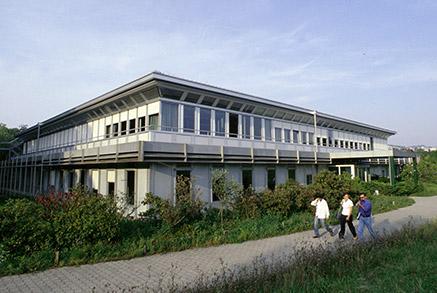 UNIL-Dorigny - Bâtiment de l'ISDC