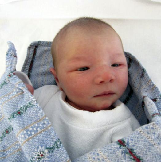 Bébé de Mme Dietrich