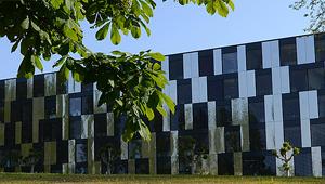 Bâtiment Géopolis de l'UNIL MSc BGS