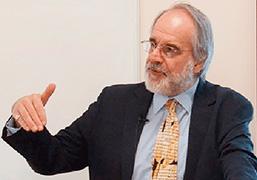 Dies 2018 - Professeur George J. Brooke<