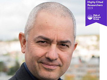 Prix 2019 - Le Prof. John Antonakis dans le classement mondial des chercheurs les plus cités