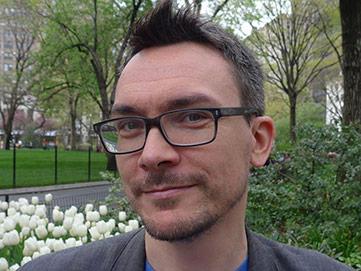 Prix 2019 - Adrien Bürki, lauréat du Prix littéraire Georges-Nicole 2019