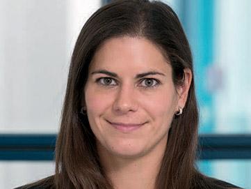 Prix 2019 - Le Prix du rayonnement académique 2019 est décerné à la Prof. Silke Grabherr