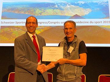 Prix 2019 - Prix scientifique 2019 de la Société Suisse de Médecine du Sport (SSMS) pour des chercheurs de l'UNIL