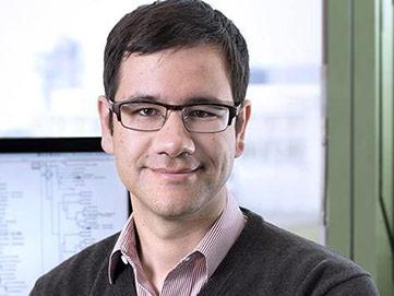 Prix 2021 - Christophe Dessimoz, lauréat du prix Optimus Agora