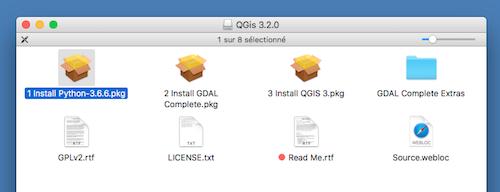 Install Qgis Mac Python