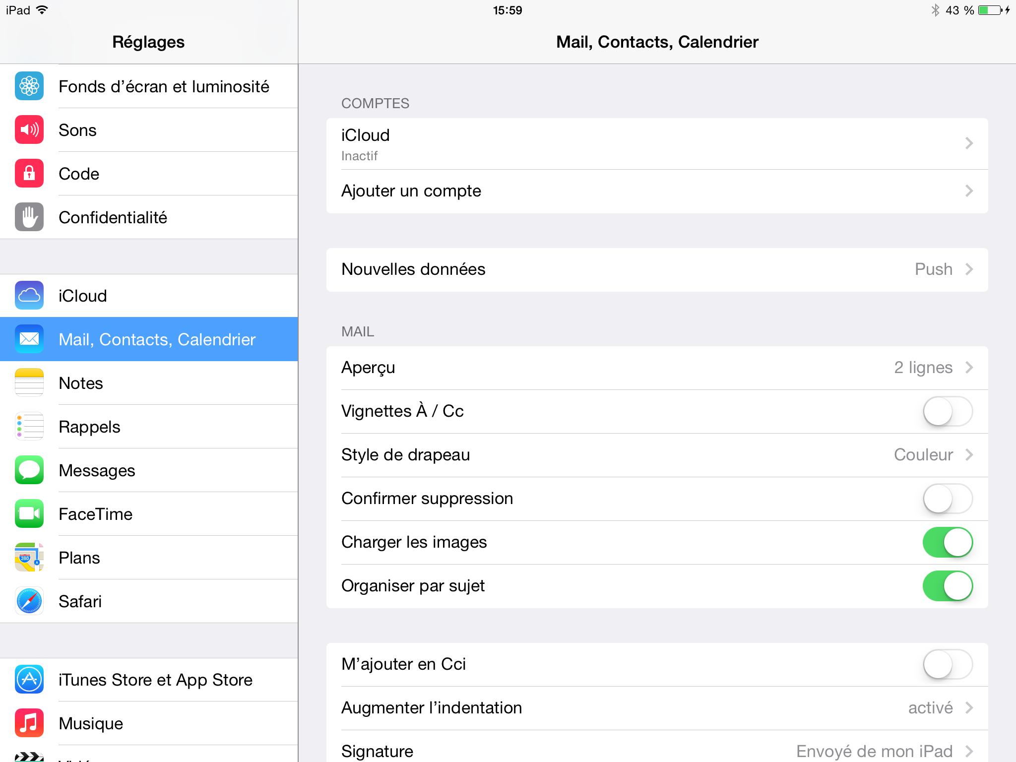Synchroniser Calendrier Outlook Avec Iphone.Configuration D Exchange Sur Ios Iphone Ipad Ci Unil