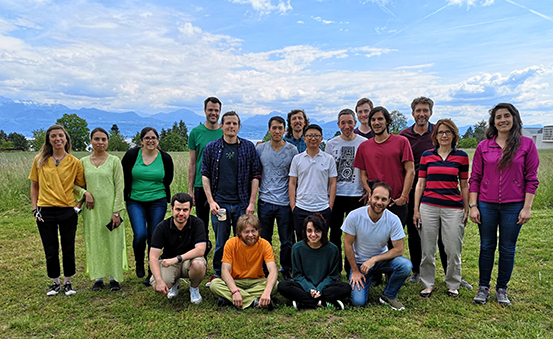 Robinson-Rechavi Group - Evolutionary Bioinformatics - DEE UNIL