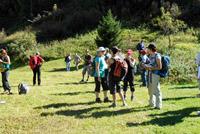 Photo excursion étudiants MSc BGS 2012