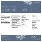 Bachelor of Arts in Social Sciences, PDF, 98 Kb