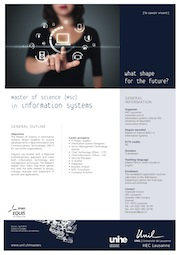 Master of Science in Information Systems, PDF, 145 Kb