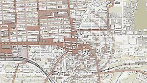 Orientation Urbanisme durable et aménagement des territoires MSc GEO