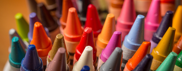 Fotolia_cookiesfordevo_homepage.jpeg (Crayons standing in a mug against...
